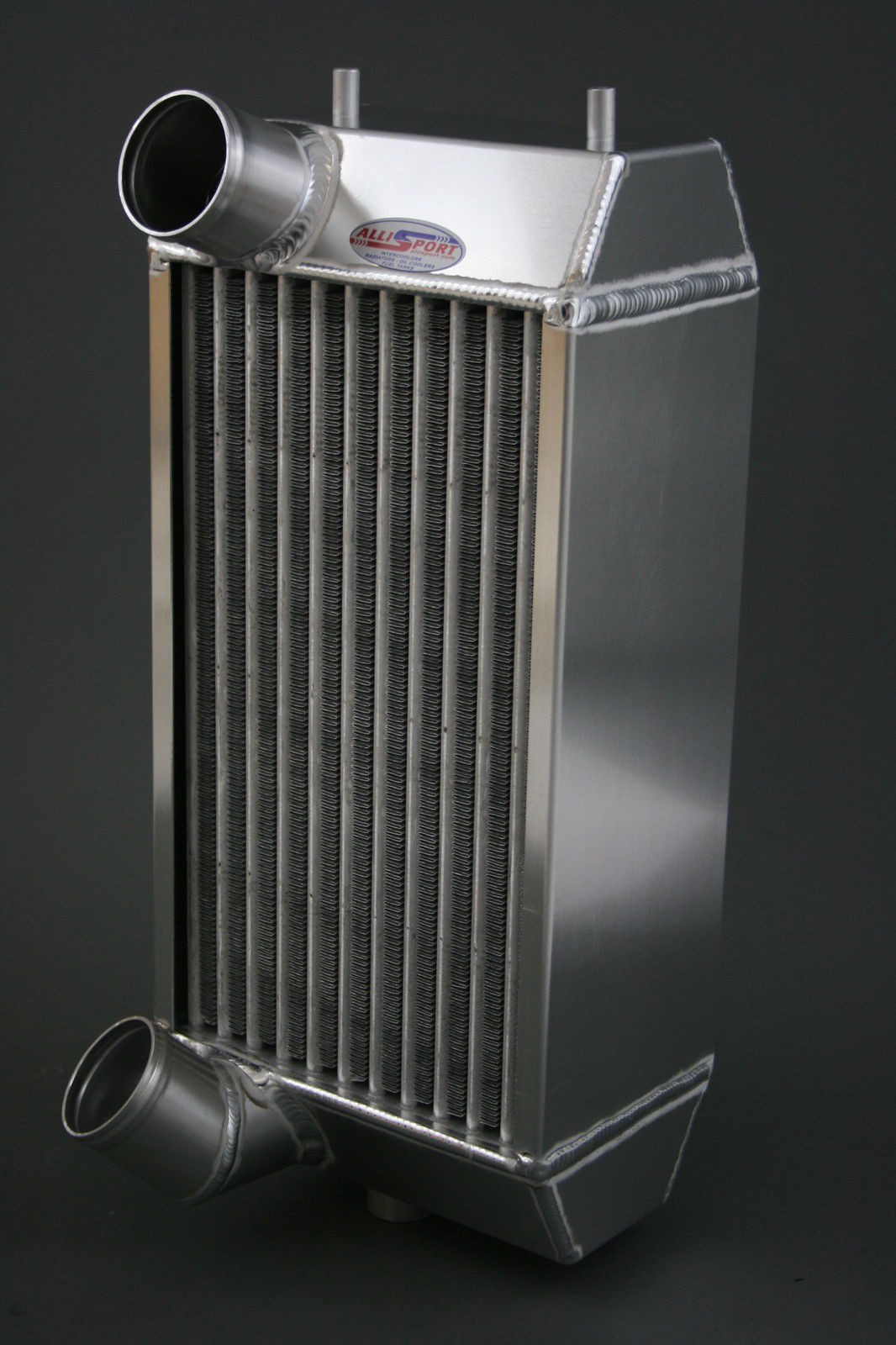 Performance / Replacement double core intercooler for Defender 200 / 300 Tdi