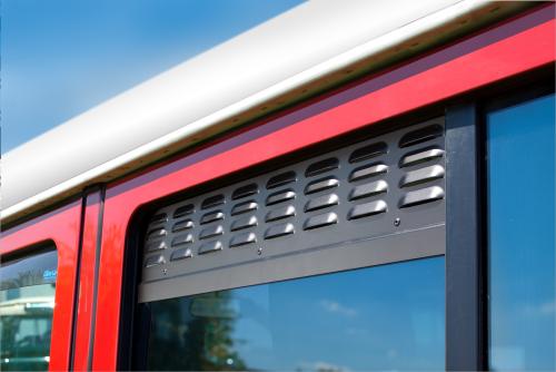 Rear Door Air Vents for Defender 110