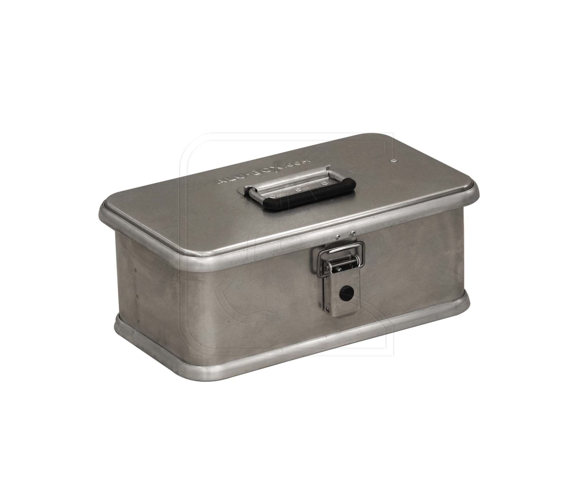 Alu-Box Pro Aluminium storage box 10 Litre