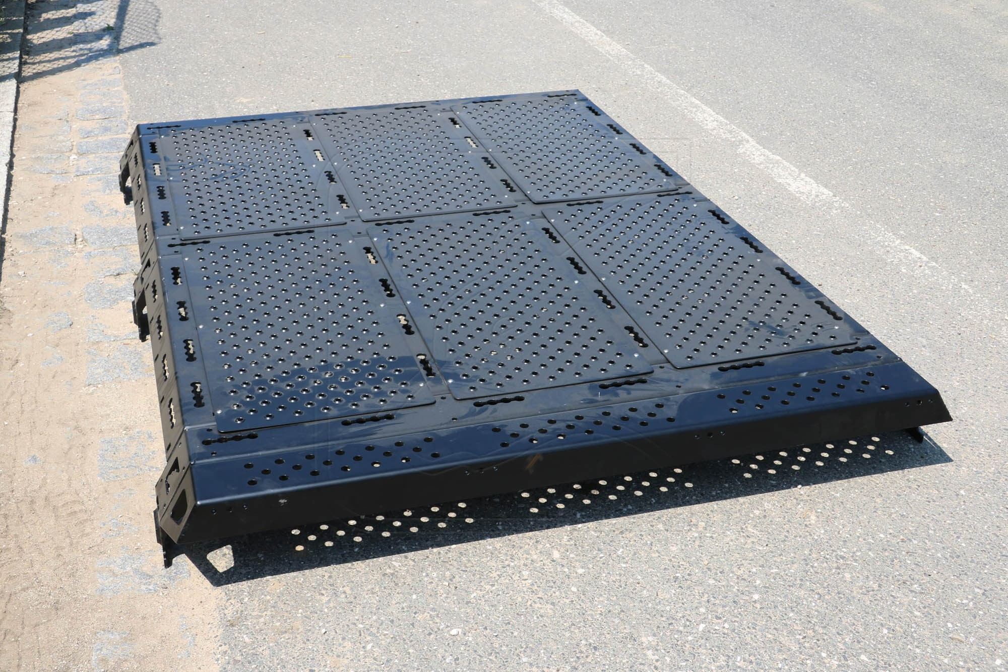 4x4 Outdoor Tuning Cargobear Modular Roof Rack For