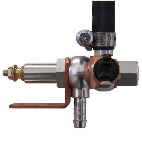 12V Universal Heater for flexible rubber hose, for diesel / vegetable oil, SVO, WVO / Biodiesel