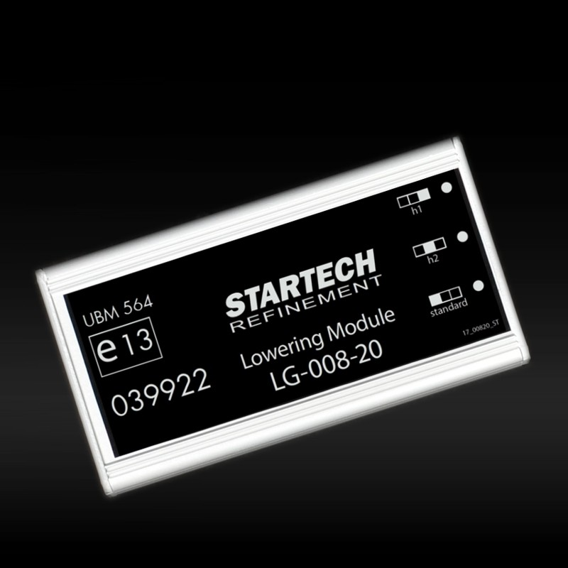 STARTECH Lowering module, approx. 30 mm for Range Rover Velar
