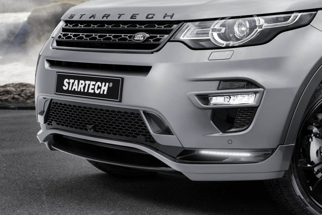 STARTECH LED daytime running lights for Discovery Sport