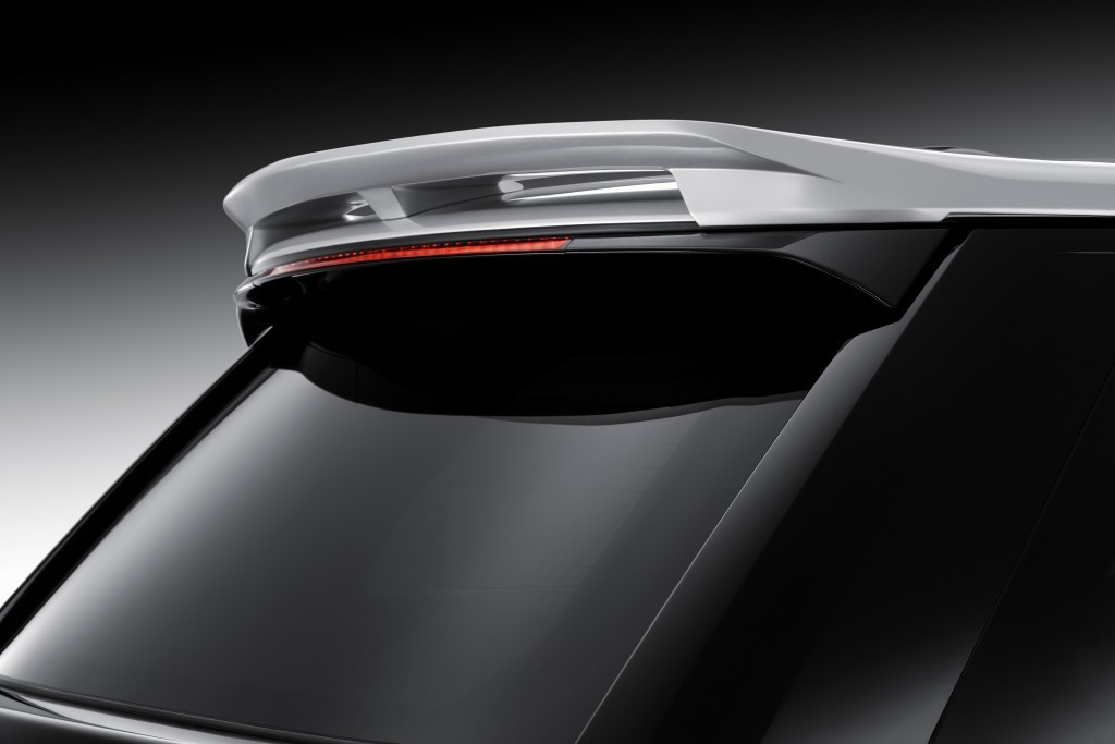 STARTECH Roof spoiler for Range Rover from 2013