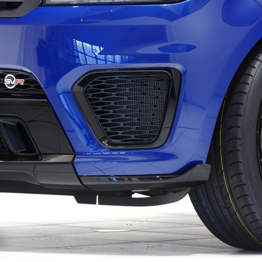 STARTECH Front Flap Set for left and right, Only for SVR Range Rover Sport from 2014