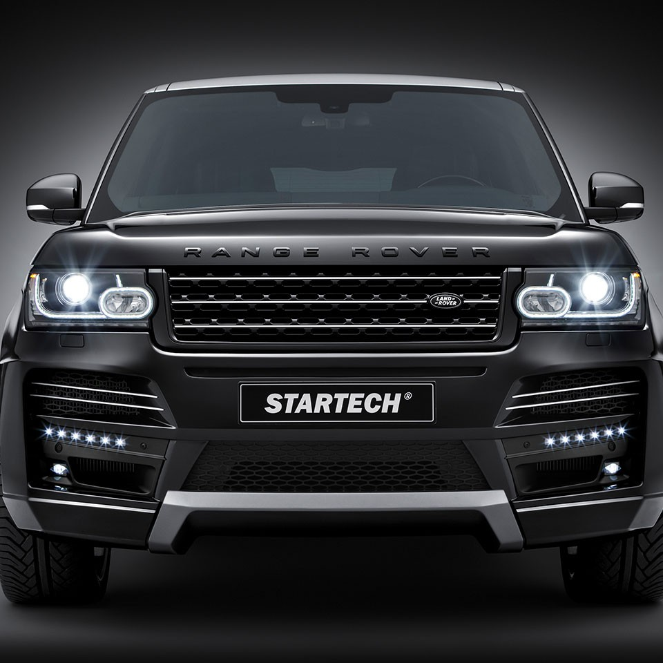 4x4 Outdoor Tuning :: STARTECH Front Bumper, PUR R-RIM