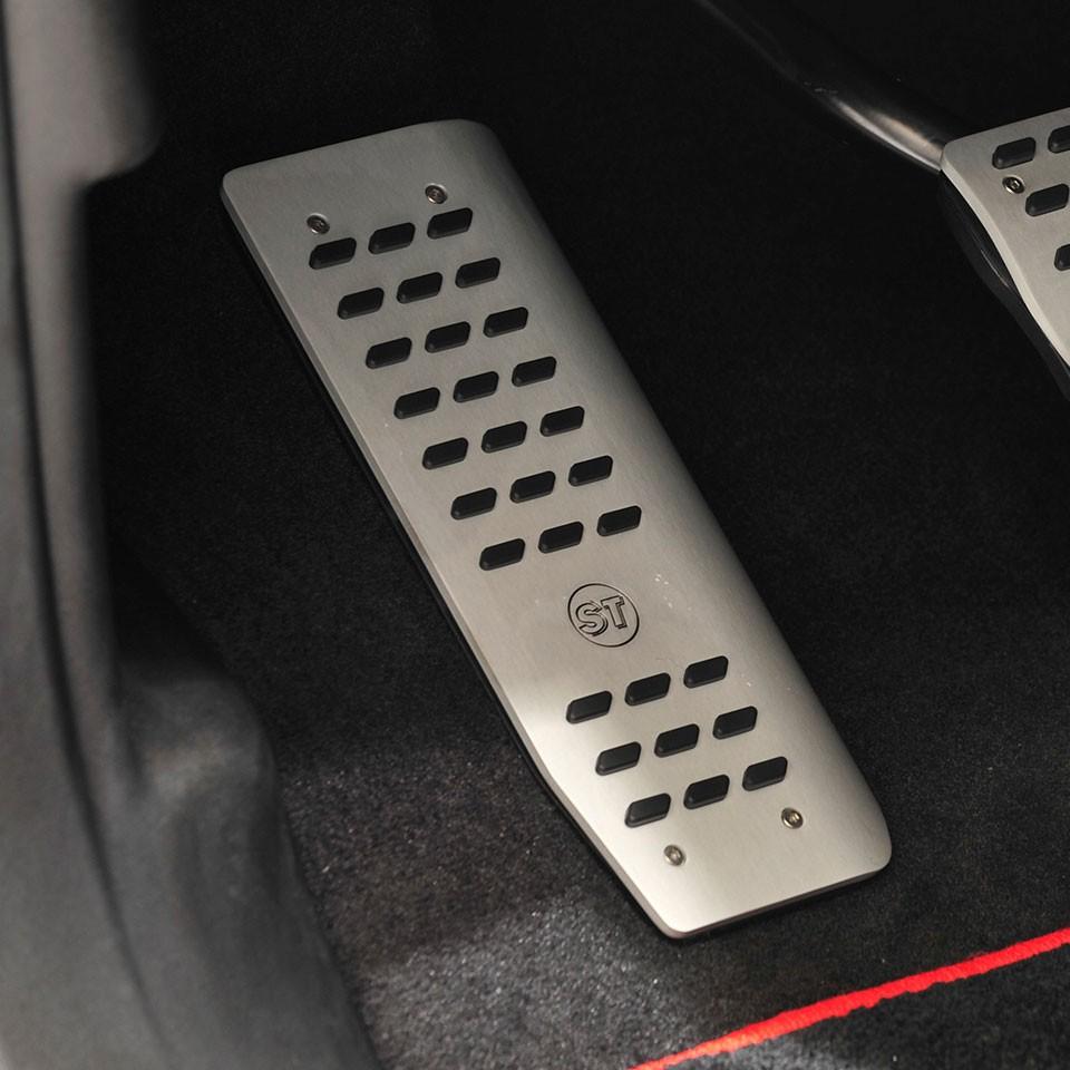 STARTECH Aluminium footrest pedal, LHD or RHD Range Rover Evoque