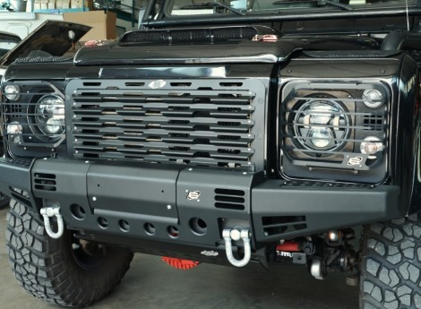4x4 Outdoor Tuning Front Grille Quot Racing Quot Embossed
