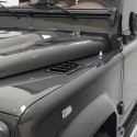 Air Duct left and right for Land Rover Defender  Tdi, Td5, Td4 Puma