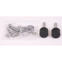 Stainless Steel,  Bonnet Screw Kit for Defender