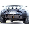 Aluminum Front Protection Plate, Discovery