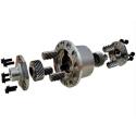Detroit Truetrac - Torsen LSD for rear axle Salisbury 24 spline