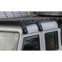 CargoBear modular roof rack for Defender 110 DC and 130 CC -  length 1545mm