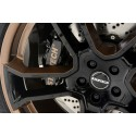 STARTECH High performance brake system front, 4-piston fixed caliper disc brake ventilated, for Range Rover Evoque