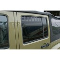Rear Door Air Vents for Jeep Wrangler unlimited JK from 2007
