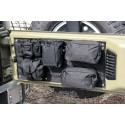 Tailgate Organizer for Jeep Wrangler Unlimited JK