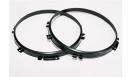 stainless steel black mounting ring headlight Defender
