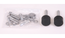 Stainless Steel,  Bonnet Screw Kit