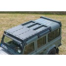 CargoBear modular roof rack for Defender 90/110 - medium 1890mm