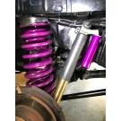 Heavy Duty inner springs, reinforced,  for Land Rover Defender 110