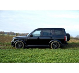 Electronic handling and offroad kit, 3 positions, + 26 mm / normal / - 23 mm, for Land Rover Discovery