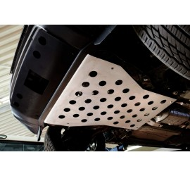 Alloy Underbody Protection system for Discovery Sport
