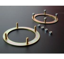 Heavy duty  retaining rings for shock tower, Defender