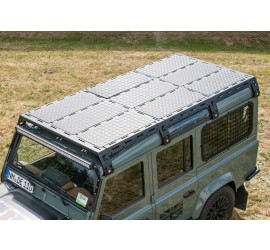 CargoBear modular roof rack for Defender 110 - long 2775mm