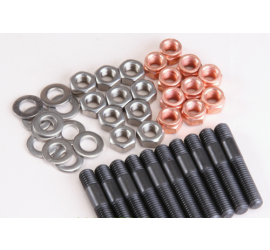Reinforced exhaust manifold bolts for Land Rover Td5