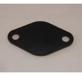 EGR blank plate for Defender Td5 / Tdi