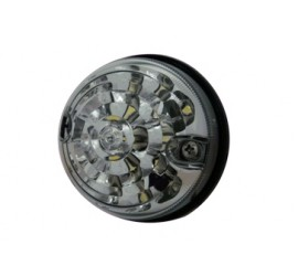 LED front position light / parking light WHITE for Land Rover Defender