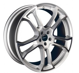 """STARTECH Monostar R, 10 x 22"""", silver, full polished, for Range Rover- from 2013, Sport from 2014"""