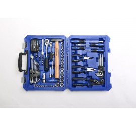 "1/4"" and 1/2"" universal toolbox,  98 pcs. Projahn"