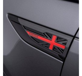 "STARTECH Fender insert ""Union Jack"" for Discovery 5"