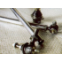 Heavy Duty Steering Links with Greasable Track Rod Ends for Discovery 2