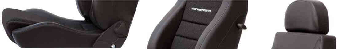 Land Rover Tuning Scheelmann Seats