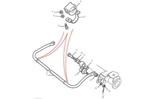 Upgraded sway bars for Defender with sway bars fitted