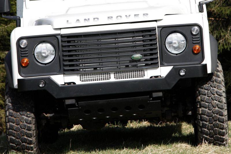 """""""Trophy"""" bumper for Land Rover Defender"""