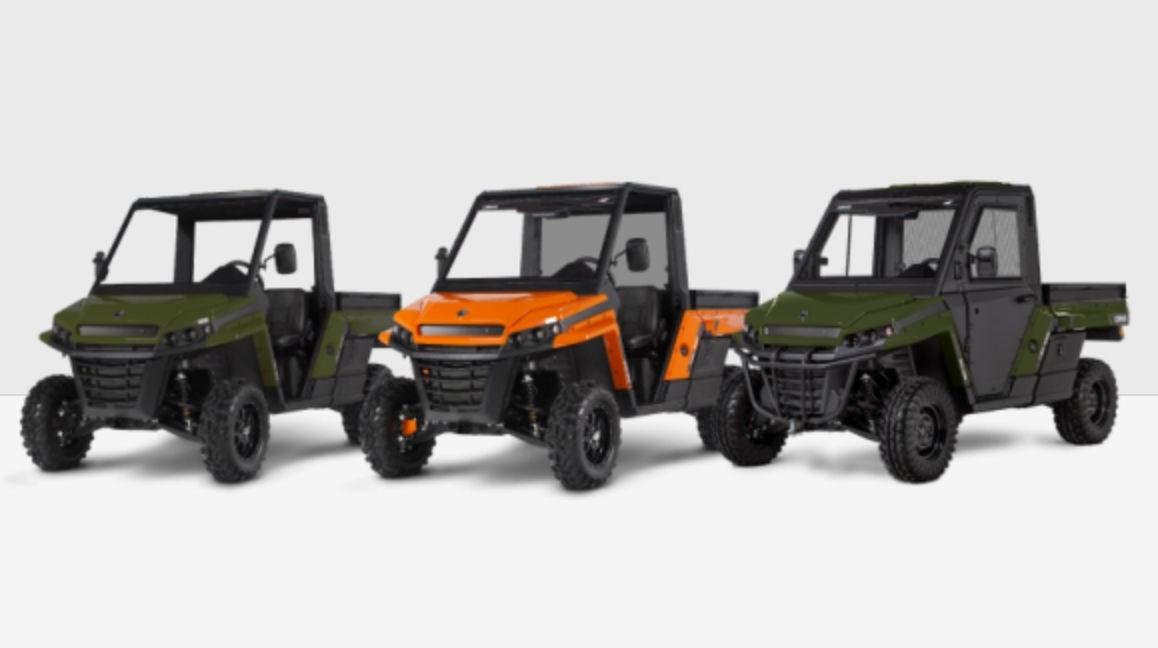 Corvus Terrain DX4 / Terrain DX4 EPS - UTV ATV Side By Side, Diesel