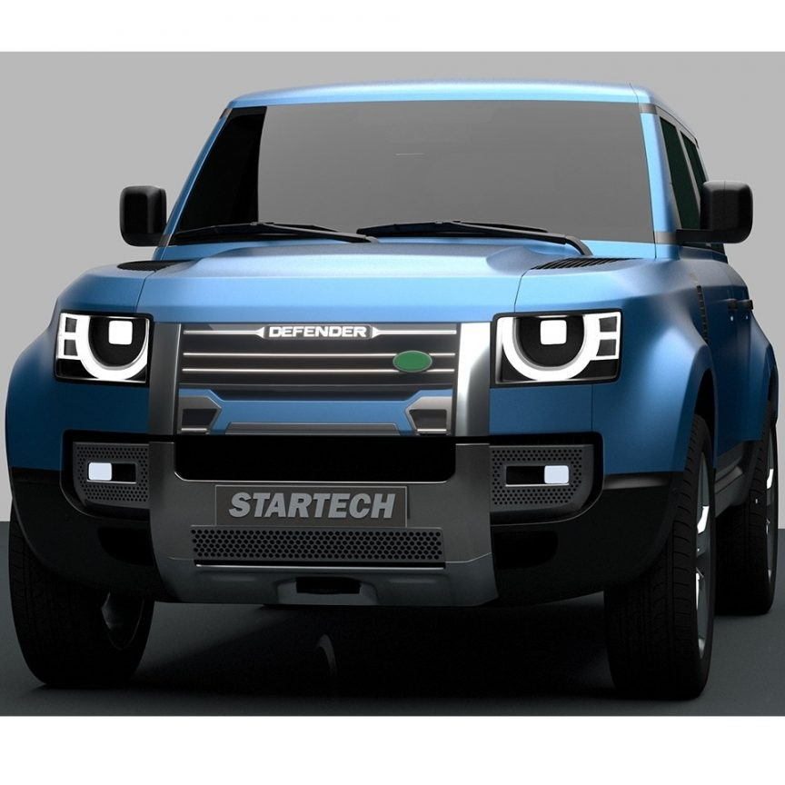 STARTECH Front Grille for Defender 2020 - Coming Soon -