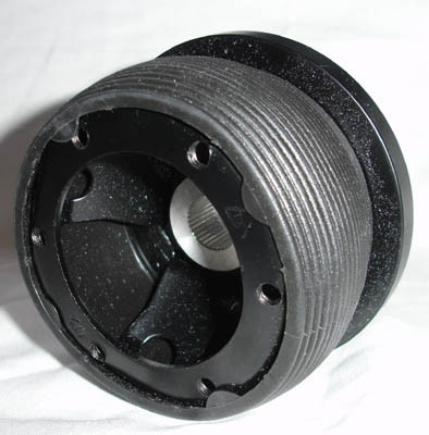 Sport Steering Wheel Adapter / boss kit Defender 2015