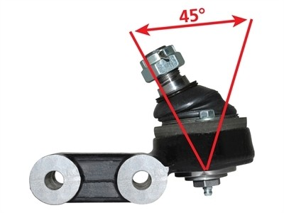 4x4 Outdoor Tuning Improved A Frame Ball Joint 45 176 For