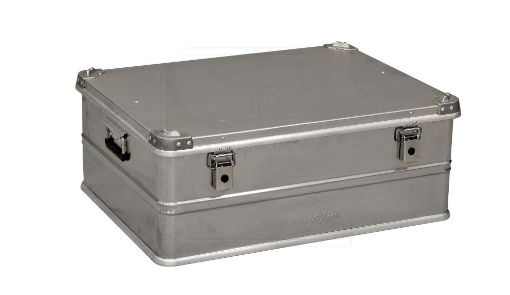 AluBox Pro Aluminium storage box 120 Litre
