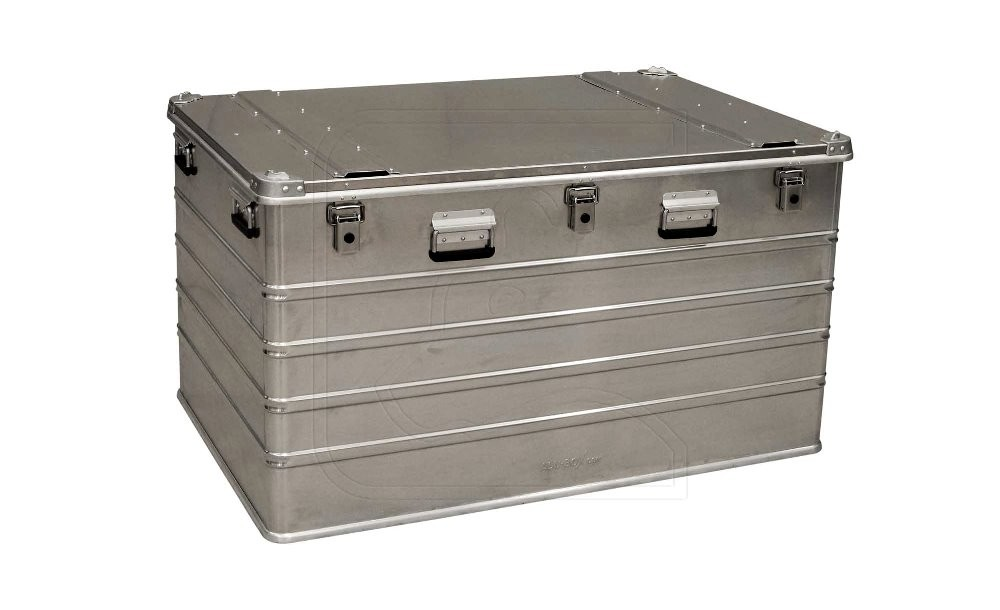 AluBox Pro Aluminium storage box 550 Litre