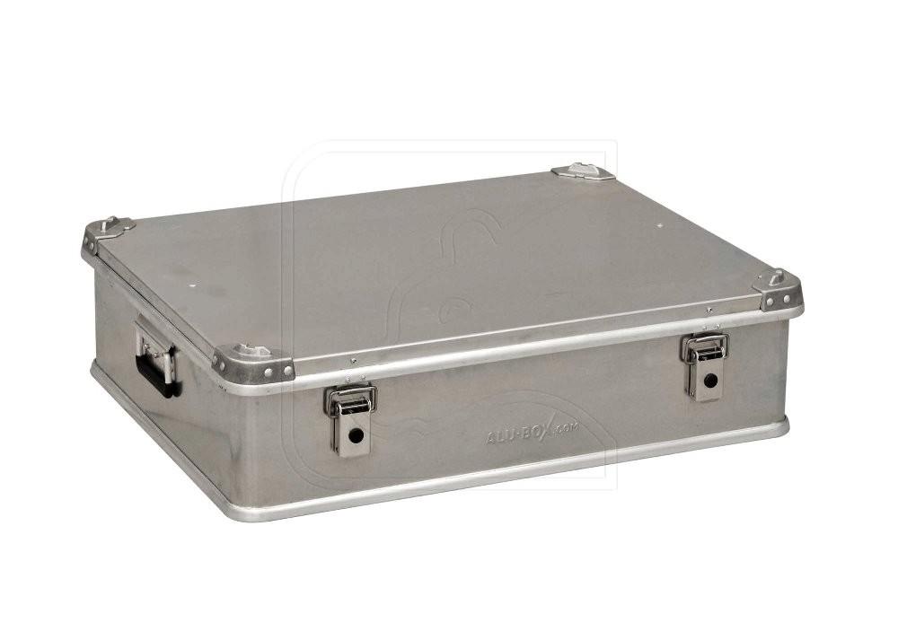 AluBox Pro Aluminium storage box 74 Litre