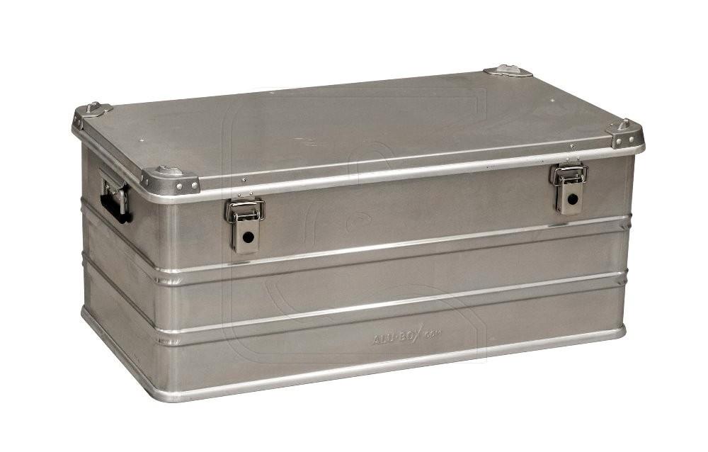 AluBox Pro Aluminium storage box 81 Litre