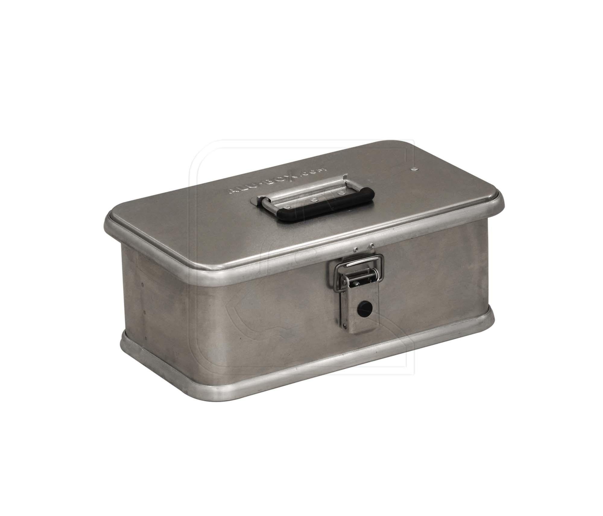 AluBox Pro Aluminium storage box 10 Litre