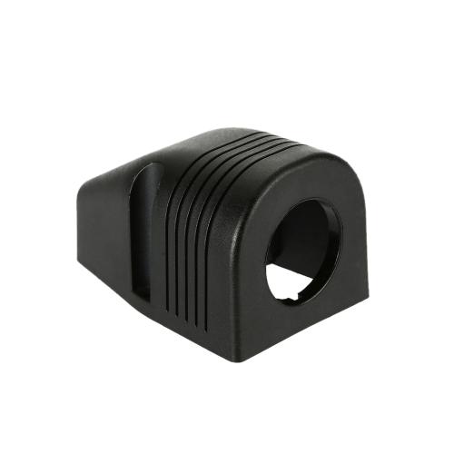 Surface mounted housing SINGLE for 12V socket, USB socket or voltmeter