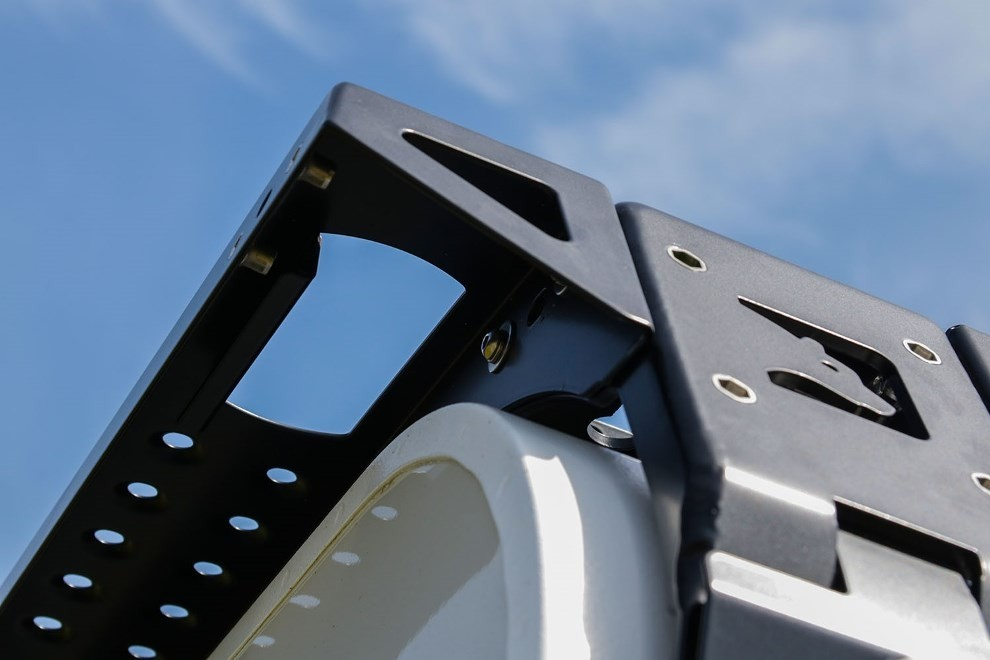 CargoBear rear end beam for Land Rover Defender up to 2016