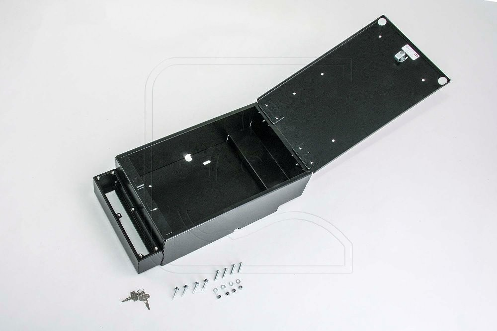 Nakatanenga cubby box lift safe for Land Rover Defender 90/110/130